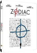 ZODIAC EDIZIONE STEELBOOK Director's Cut (BLU-RAY) Jake Gyllenhaal, Mark Ruffalo
