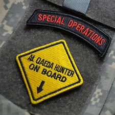 Kandahar Whacker Joint SAS Jtfs Ksk Oda Ssi : Terroristes Hunter à Bord + Sp Ops