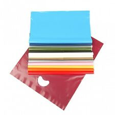 More details for varigauge polythene carrier bags ldpe treated for print strong resilient 500 qty