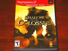 Shadow of The Colossus - Sony PS2 Action-Adventure Platformer Complete!