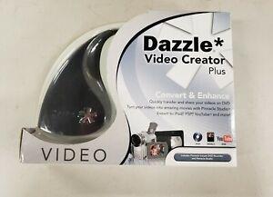 Dazzle Video Creator Plus - Convert & Enhance transfer your video's to digital