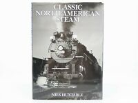Classic North American Steam by Nils Huxtable ©1990 HC Book