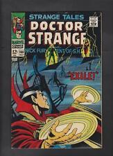 Strange Tales 168 FN+ 6.5 Dr. Strange Nick Fury Hi-Res Scans