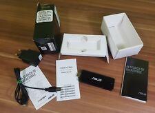 Asus PC Ultra Mini PC QM1-B002 QUAD Core Win10 32GB SSD WLAN USB HDMI Stick
