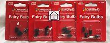 Christmas Workshop 4x Clear Fairy Bulbs 76020
