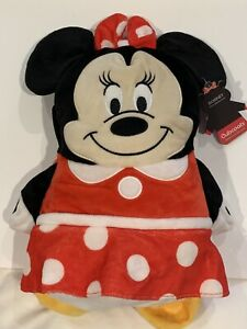 Disney Minnie Mouse Cubcoats 2-1 Hoodie Toddler Size 2
