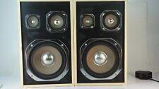 Schwere Selbstbau Lautsprecher Boxen Speaker 50/70W  3 Weg Q1-262 Stück 17 Kg