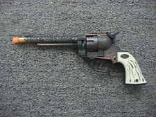 Wagon Train 44 Toy Cap Gun Bronze Leslie Henry 1957