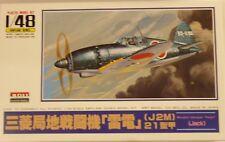 Arii 1/48 Japanese Mitsubishi Intercepter Raiden ( Jack ) WWII Fighter 326