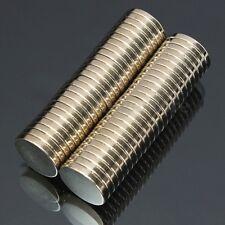 50pcs N52 Super Strong Disc Rare-Earth Neodymium Magnets Magnet 20mm x