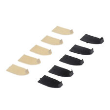 10 Pieces Violin/Fiddle Bow Pad Violin Horsetail Protector for Violinist
