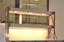More details for two tier stainless steel heated gantry 1200mm x 700mm x 300mm, 6 bulbs