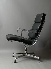 Vitra  Charles Eames  Sessel  EA 216 Leder  Herman Miller   ICF
