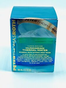 NEW PETER THOMAS ROTH Hungarian Thermal Water Mineral-Rich Atomic Heat  5.1oz