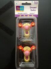 Disney Winnie The Pooh TIGGER Drawer Knobs Handles