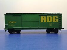 "HO Scale ""Reading Railroad"" RDG 20033 Forty Foot Freight Train Box Car"