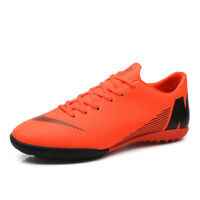Mens Boys Soccer Shoes Indoor Football Cleats Shoes Sports Sneakers Fashion