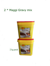Maggi Rich Gravy mix 2kg Containers Pack New