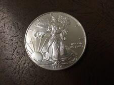 2014 American Silver Eagle.