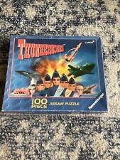 "RAVENSBURG 100 PIECE JIGSAW PUZZLE""THUNDERBIRDS"" Complete"