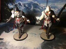 "Assassins Creed 2 Ii Black & White Edition Estatuas Figuras Figuras 7"" Ezio"