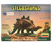 LINDBERG DINOSAUR MODEL KIT: Stegosaurus (1979) NEW IN BOX