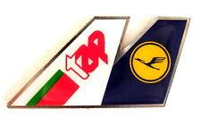 AIRLINE Pin / Pins - LUFTHANSA DOPPELLOGO / TAP AIR PORTUGAL [1159]