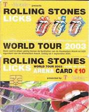 Arenakaart A053-01 10 euro: Rolling Stones