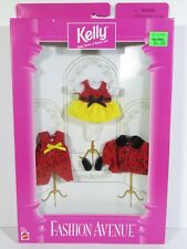 Nib Barbie Doll Fashion Avenue 1997 Kelly Ladybug