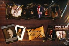 2017 Pieces Of The Past History History Hobby Box 1 Relic Per Box Cut Auto ?