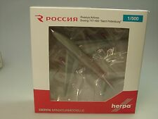 "Herpa Wings Boeing 747-400 Rossiya Airlines ""Saint Petersburg"" - 529686 - 1/500"