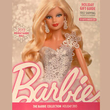 BARBIE COLLECTOR Catalog HOLIDAY 2013
