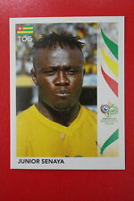 PANINI FIFA WORLD CUP GERMANY 2006 06 N. 519 TOGO SENAYA  MINT!!!