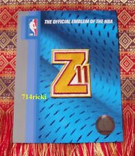 Oficial Nba Cleveland Cavaliers Zydrunas Ilgauskas Z11 jubilación pequeño parche