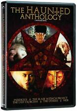 Insidious, The Blair Witch Project, Others, The Last Exorcism, 1408 (Dvd) New