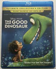 The Good Dinosaur  3D BLURAY DVD AND BLURAY
