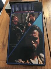 OOP Rare HTF vhs -- Highlander: The Gathering - Sci-Fi Series Tape 1 Family Tree