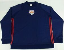 Authentic Adidas MLS New York Red Bulls Warm Up Soccer Sweater Size Mens XL