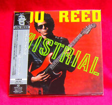 Lou Reed Mistrial MINI LP CD JAPAN BVCM-37754