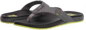 Men's Shoes Reef CUSHION PHANTOM Flip Flop Sandals CI4008 BLACK / LIME