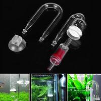 Tube Aquatic CO2 Atomize Reactor Diffuser Refinement Aquarium Plant Supply