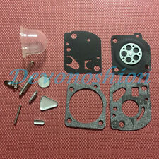 CARBURETOR CARB REBUILD REPAIR KIT F ZAMA RB-47 C1Q-w36 C1Q-w35 C1Q-w37 C1Q-w38
