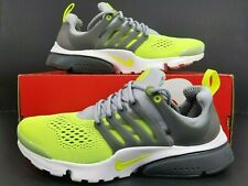 separation shoes 6d09c a70cf Nike Air Presto Ultra BR Grey Volt White Running Shoes 898020-004 Men s  Size 8.5