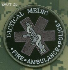 RESIDENT EVIL ZOMBIE OUTBREAK CIVIL SURVIVAL KIT TACTICAL EMS burdock-hook PATCH