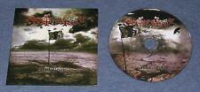 2009 METAL ~ SANCTIFICATION ~ Black Reign ~ RARE PROMO ~ PROMOTIONAL CD