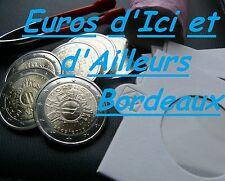 """Moneta 2 euro commemorativa PORTOGALLO 2012 - UNC - """"I 10 anni dell''euro"""""""