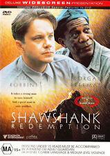The Shawshank Redemption (DVD, 2000) REGION 1, Tim Robbins, Morgan Freeman