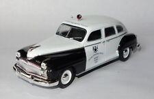 DeAgostini 1:43 Chrysler De Soto Canadian police 1946 series World police