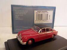Jaguar MkII - Regency Red Oxford Diecast Model Car. 1/76 Dublo