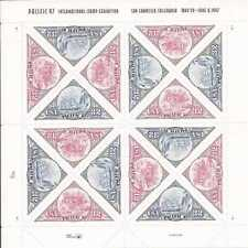 US Stamp 1997 Pacific '97 - 16 Triangle Stamp Sheet #3130-1